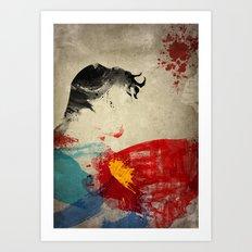 The One Art Print