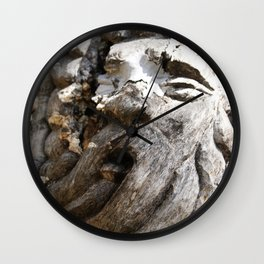 Tree Spirit Wall Clock