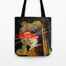 Venus Perlen Tote Bag