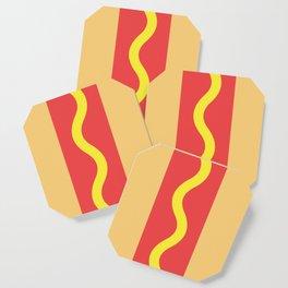 HotDog Coaster