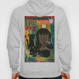 Cat Goddess Bast Hoody