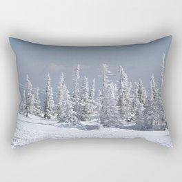Winter season Rectangular Pillow