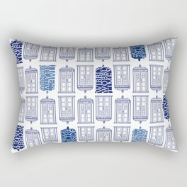 Tardis Tardis Tardis Rectangular Pillow
