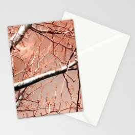 Budding Branches Stationery Cards