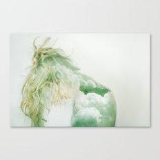 Insideout 1 Canvas Print