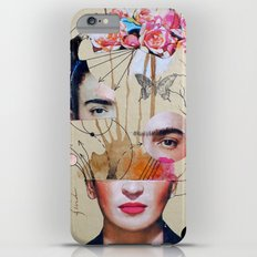FRIDA FOR BEGINNERS iPhone 6s Plus Slim Case