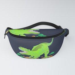 Dino - Bright Fanny Pack