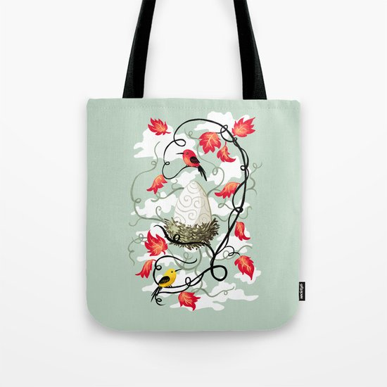 Nest 2 Tote Bag