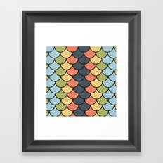 Modern Blend Framed Art Print