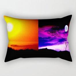 Harmonious Opposition #2 Rectangular Pillow