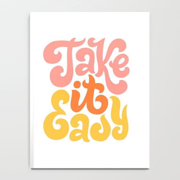 Take it Easy Notebook