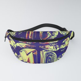 Popping To The Brit Fanny Pack