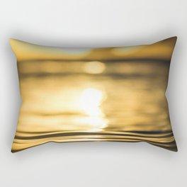 Firedrop Rectangular Pillow
