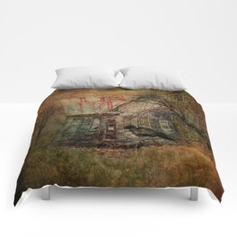 Courting Crow Comforters