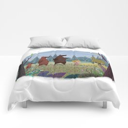 Goldilocks Comforters