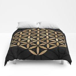 Flower Of Life - Sacred Geometry Comforters