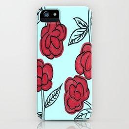 Poppyish iPhone Case