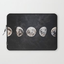 Mistery Moon Laptop Sleeve