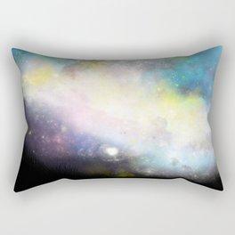 Nebula: Skyward Rectangular Pillow