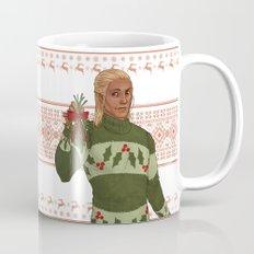 Very Merry Zevran CUSTOM BG REQUEST Mug