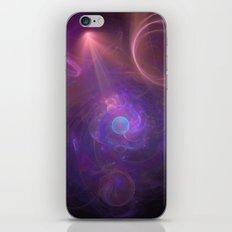 Fractal 1 iPhone & iPod Skin