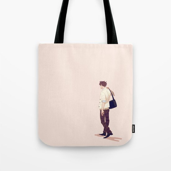 oikawa Tote Bag