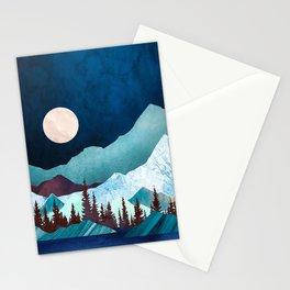 Moon Bay Stationery Cards
