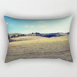 Landscape photograph. Rectangular Pillow