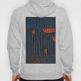 Ninja Carrots Hoody