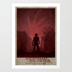 A Nightmare Art Print