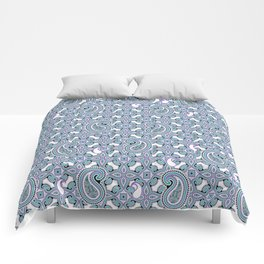 Excited Comforters