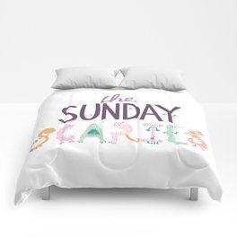 The Sunday Scaries Comforters