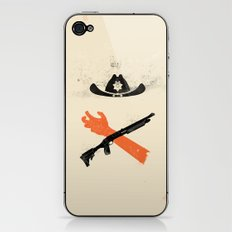 The Wandering Dead iPhone & iPod Skin