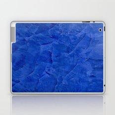 Dark Blue Stucco - Rustic Glam Laptop & iPad Skin