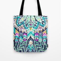 Parrot Tribe Tote Bag