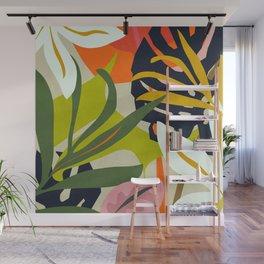 Jungle Abstract 2 Wall Mural