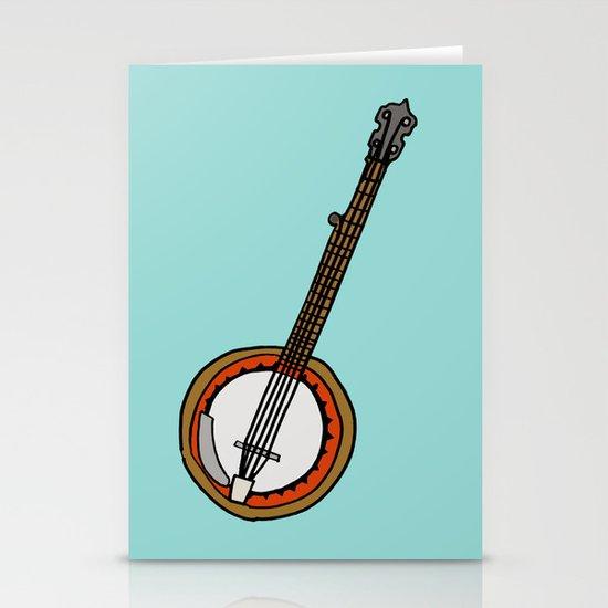 Banjo Stationery Cards