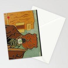 Punxsutawney Phil Stationery Cards