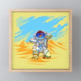 Adventure Goes Wrong Framed Mini Art Print