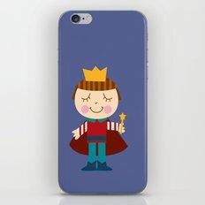 Prince charming iPhone & iPod Skin
