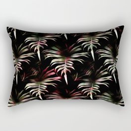 Tropicalia - Leaves Pattern Rectangular Pillow