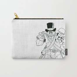 Warner Brothers (lineart) Carry-All Pouch