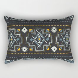 Tribal Chic Rectangular Pillow