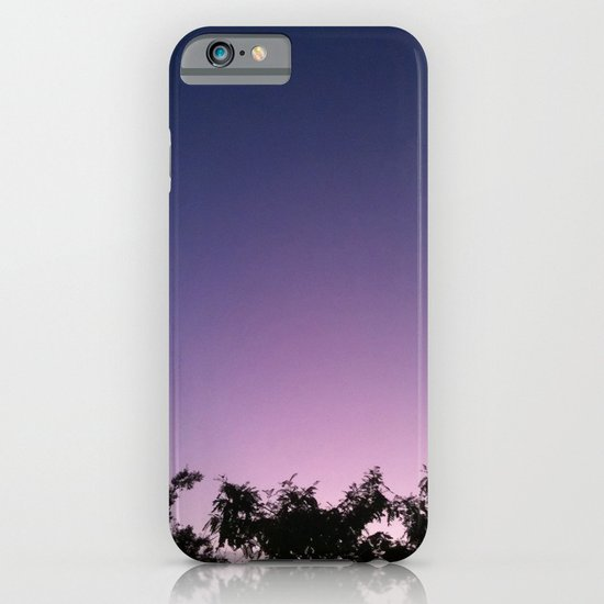 Dusk iPhone & iPod Case