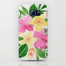 Tropical Arrangement iPhone Case