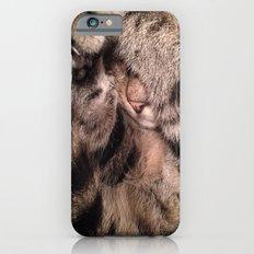 Amos in fur iPhone 6s Slim Case