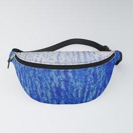 Blue Ocean Horizon Fanny Pack
