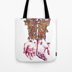 The Butterfly Project Tote Bag