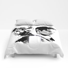 Dr. Who - The Two Doctors  Comforters