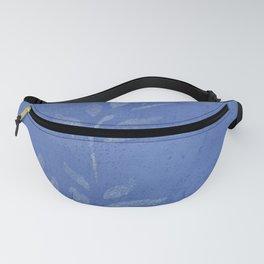 Pretty Vine Blue  - Decor - Women - Tech - Floral - Home Fanny Pack